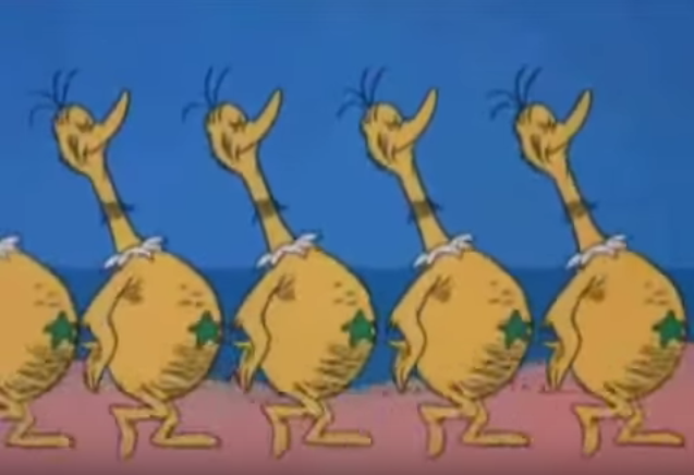 The flip screen debate reminds me of Dr. Seuss's Sneetches and their Stars upon Thars.