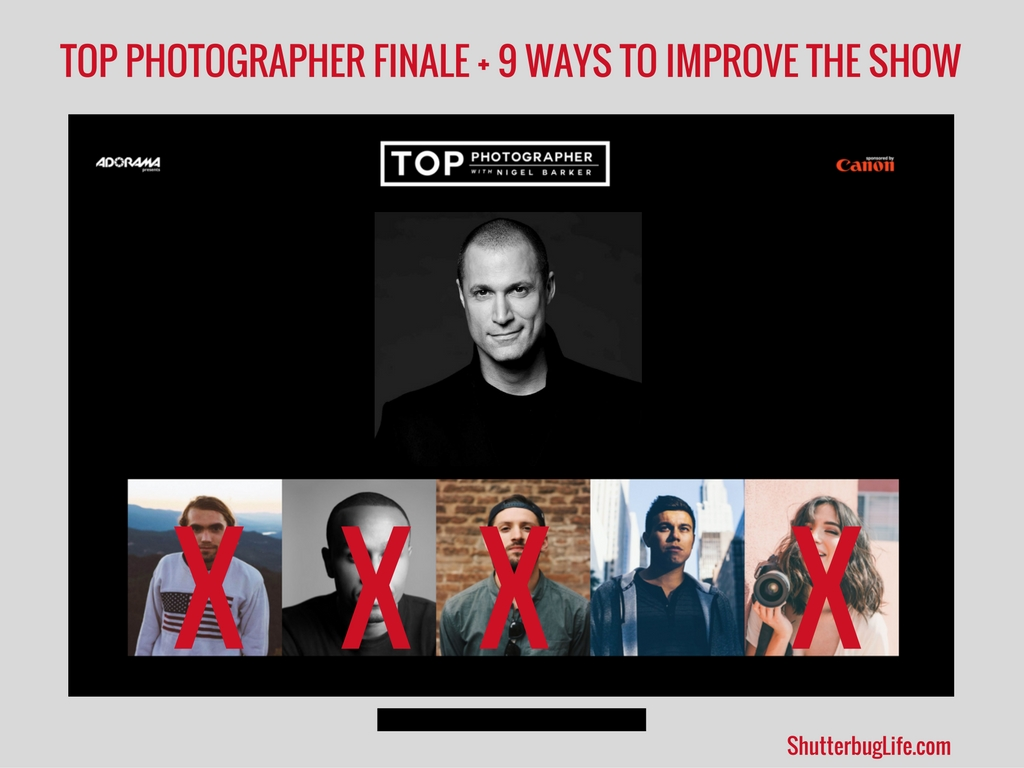 Get caught up on my past Top Photographer podcast episodes.