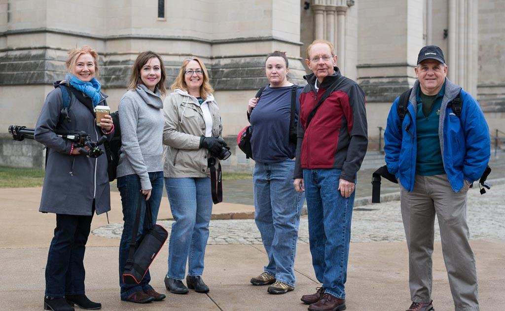 Washington National Cathedral Meetup.