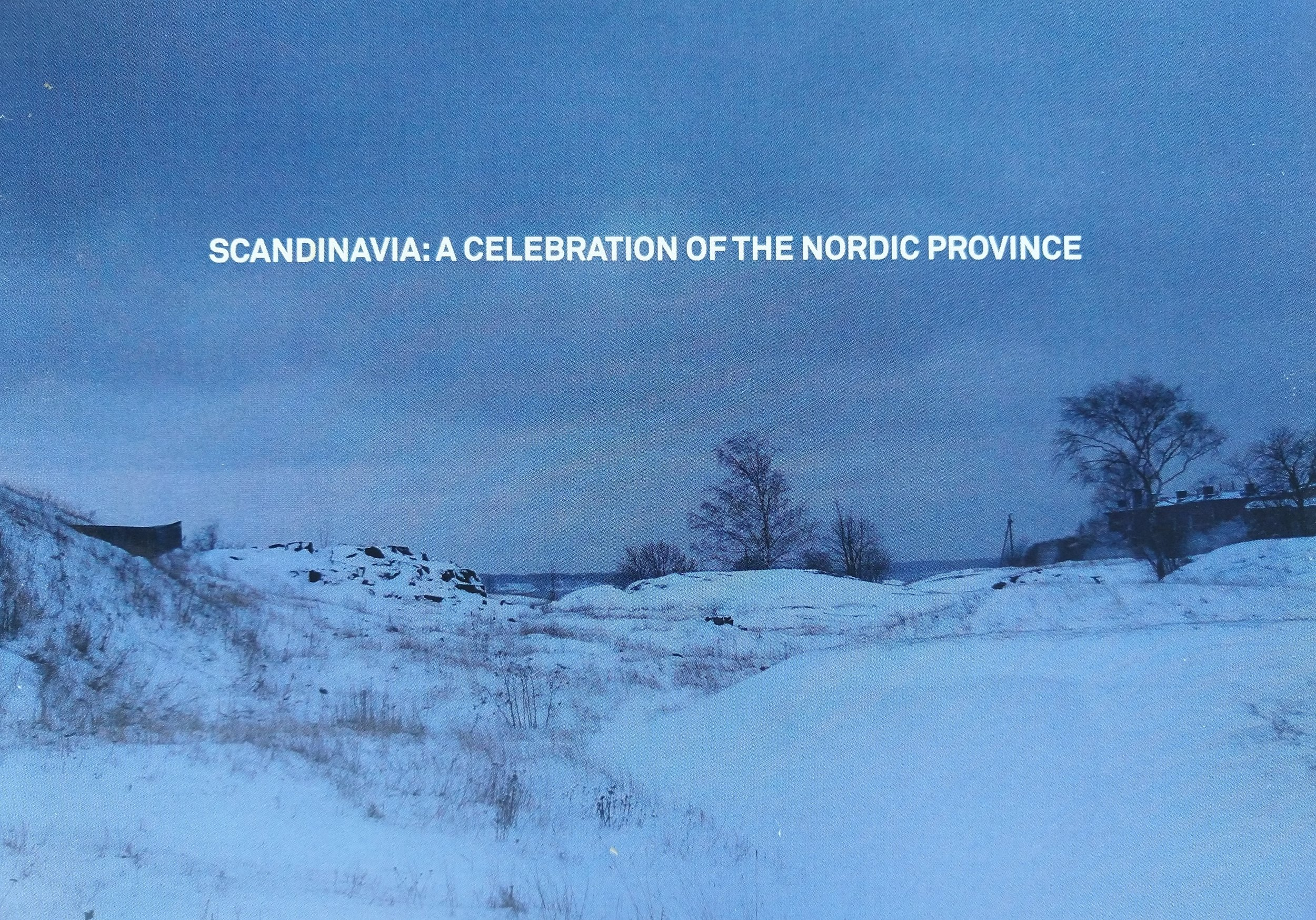 Scandinavia: A Celebration of the Nordic Province, Willesden Gallery -