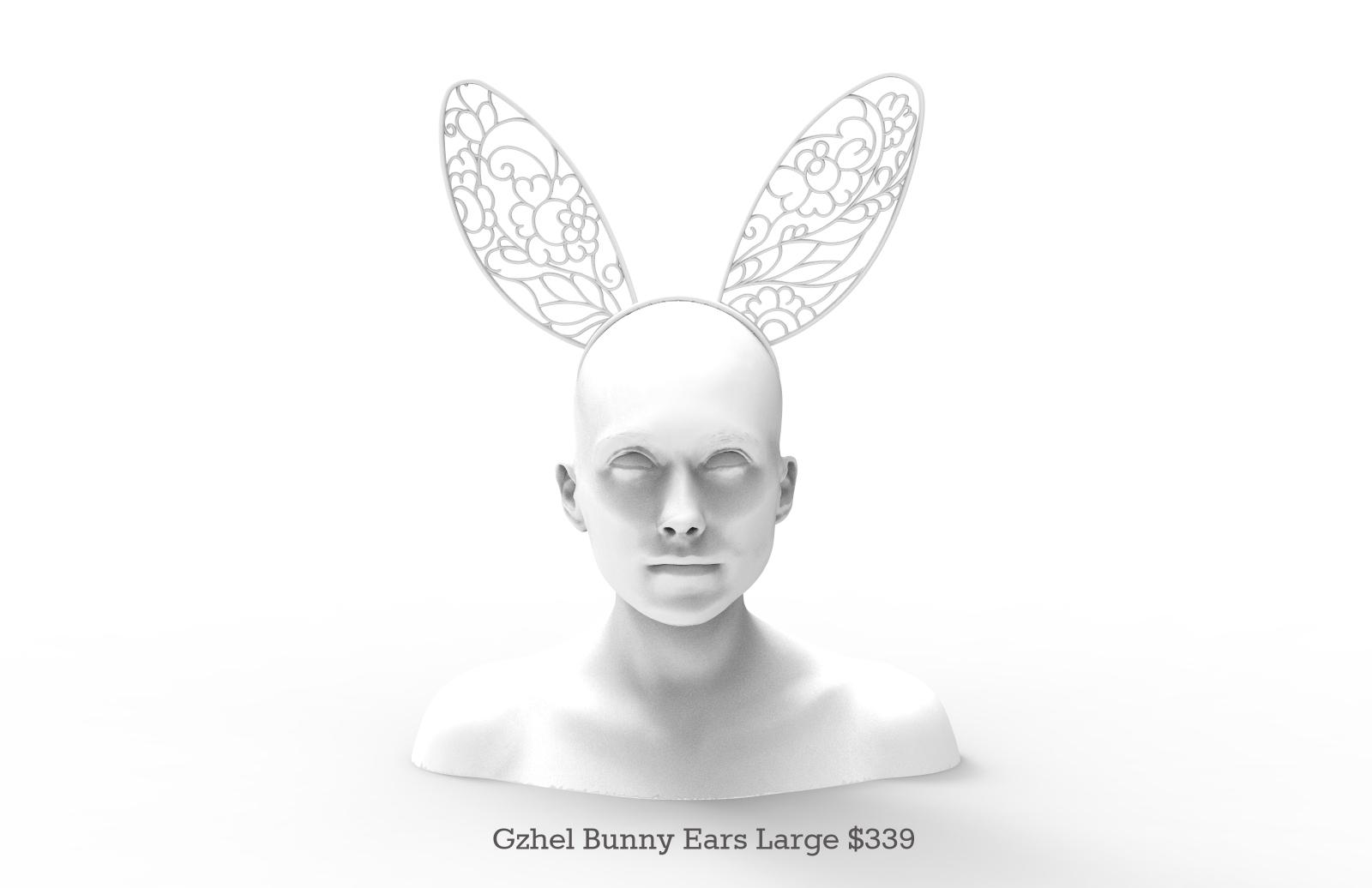 gzhel bunny ears medium_01.jpg