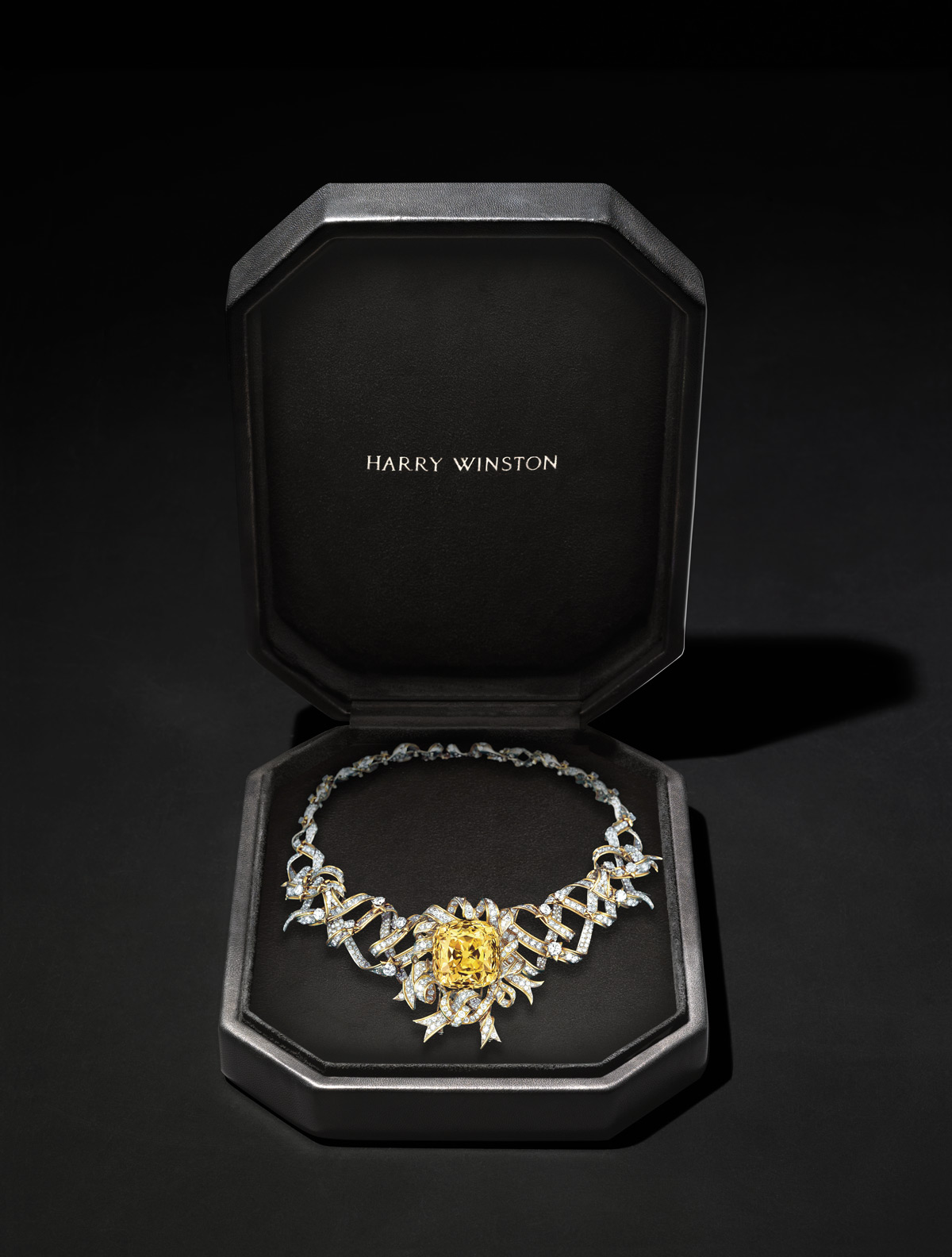 Packaging Design for Luxury Fine Jewelry Brand Harry Winston. Design and Production Brand Strategy by Benard Creative.