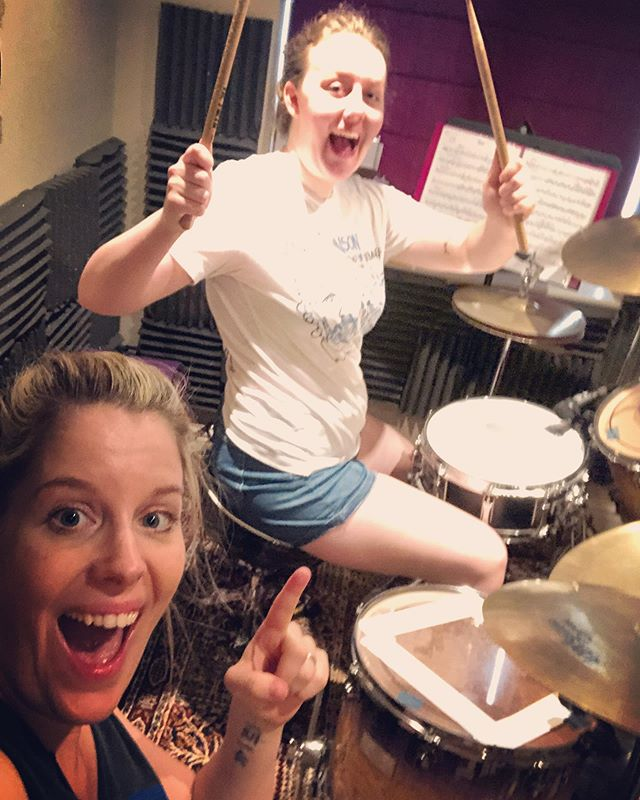 Sunday Funday!  A bit of teaching for me today with the fantastic Megan 👏🏻 What did your Sunday involve?  #drumteacher #essex #drums #drumteacheressex #drummer #learning #learndrums #teach #drumstudent #drumming #femaledrummer #drum