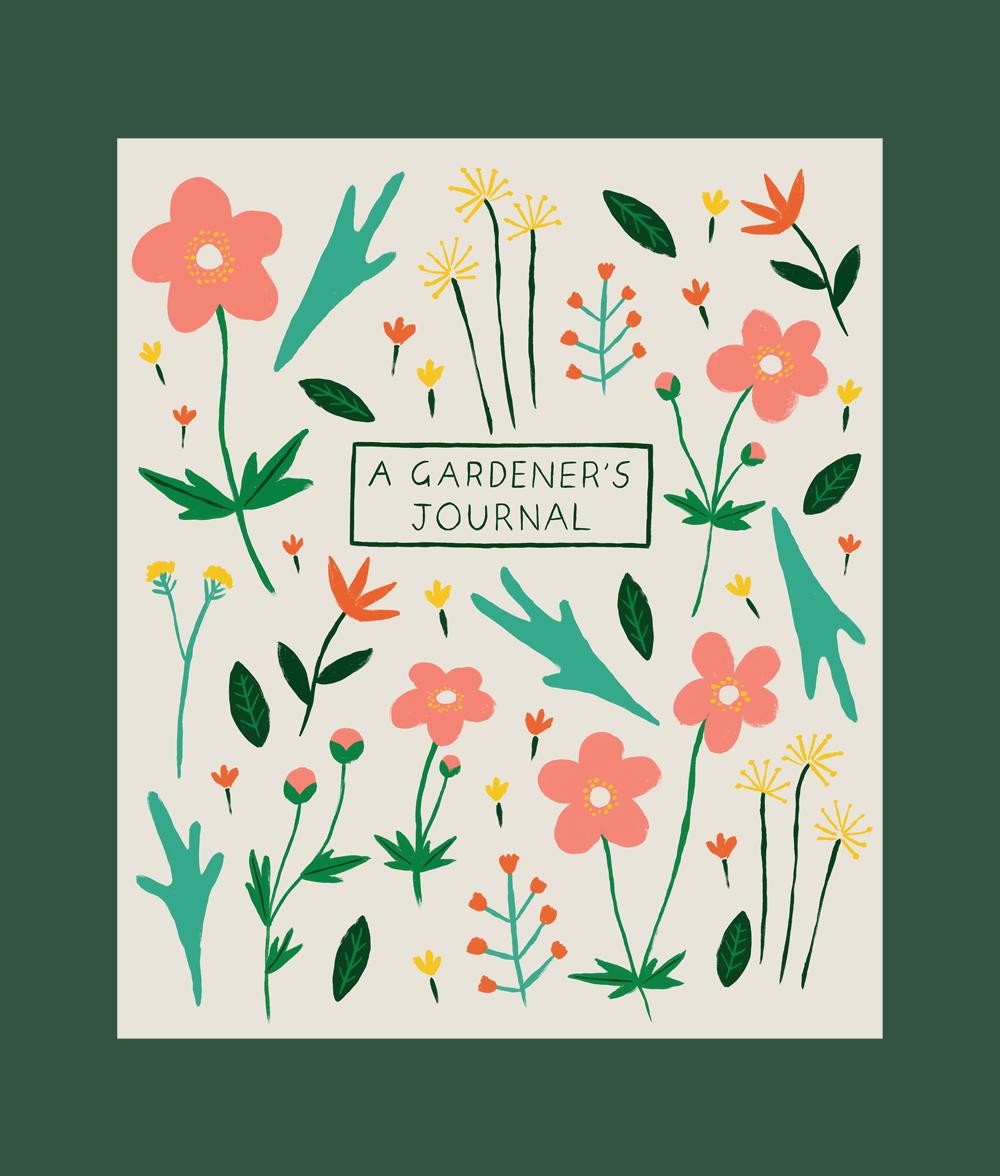 A Gardener's Journal - Taaryn Brench