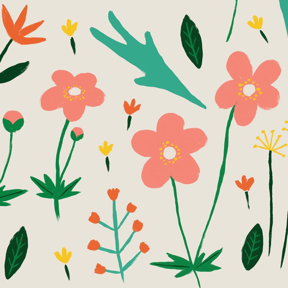 Garden journal close up - Taaryn Brench
