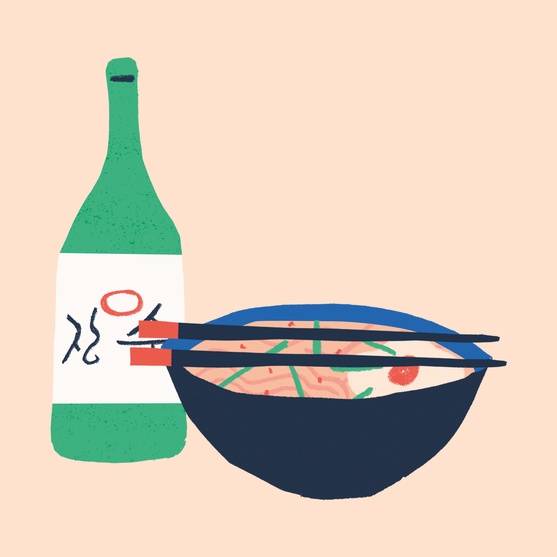 Korean food - Taaryn Brench.png