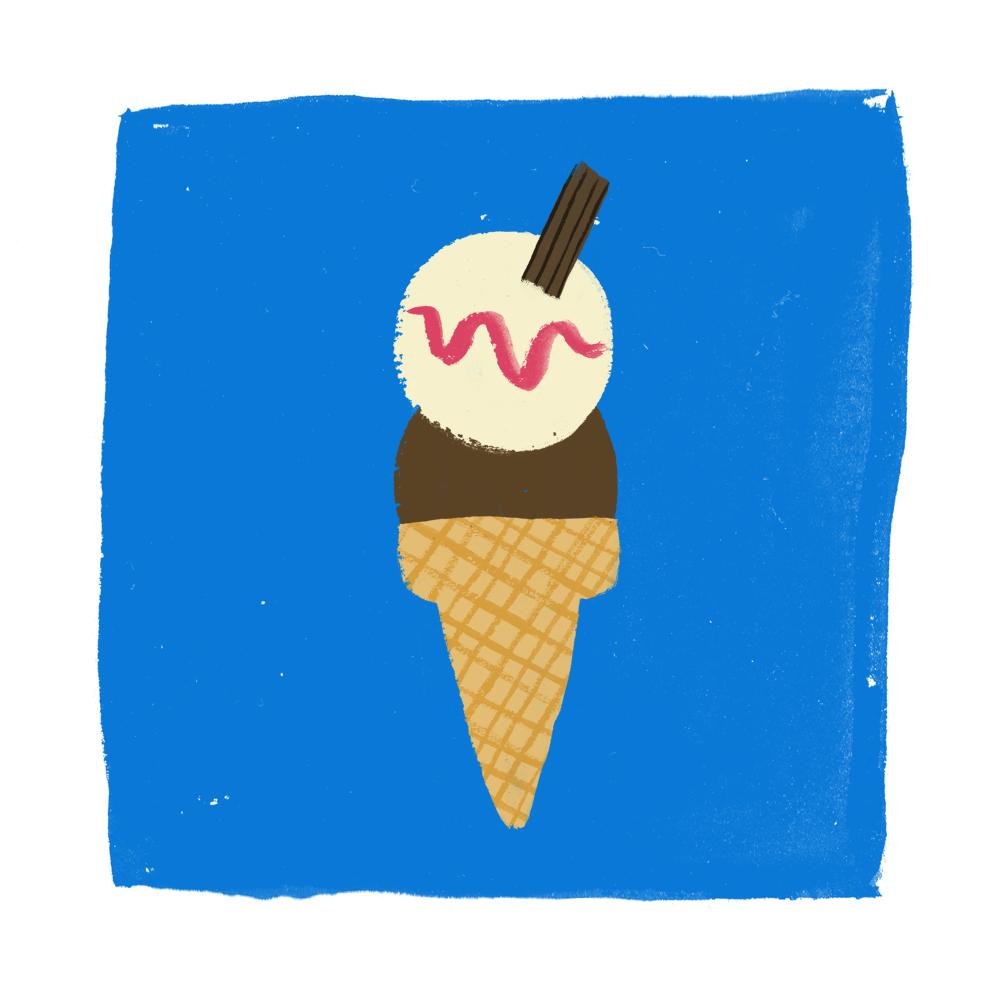 Icecream - Taaryn Brench