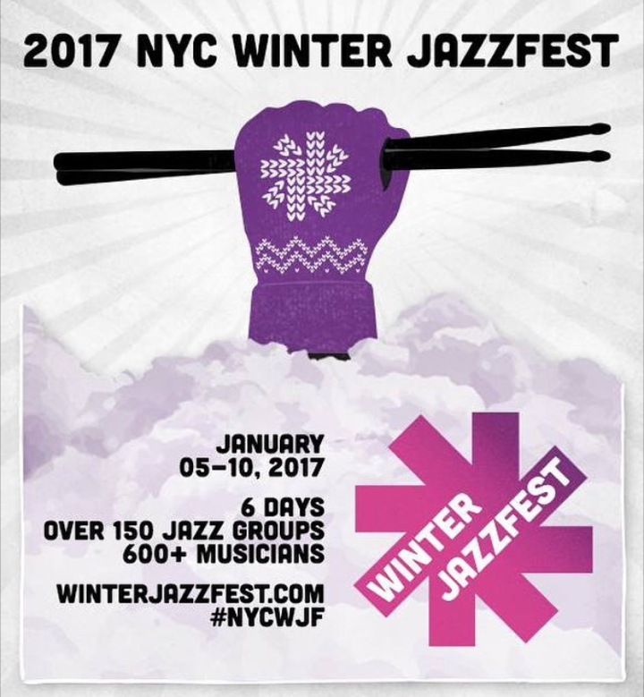 Go to  winterjazzfest.com  for event info and details.