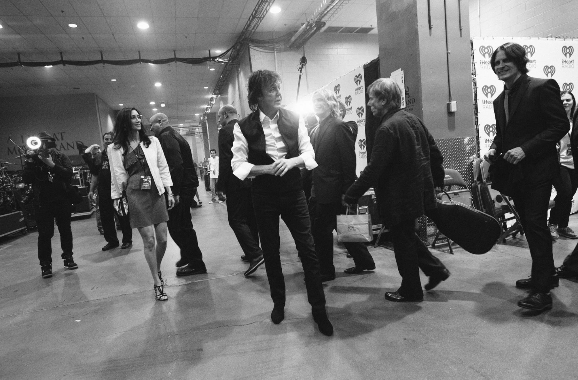 Paul McCartney, iHeart Radio Festival, Las Vegas