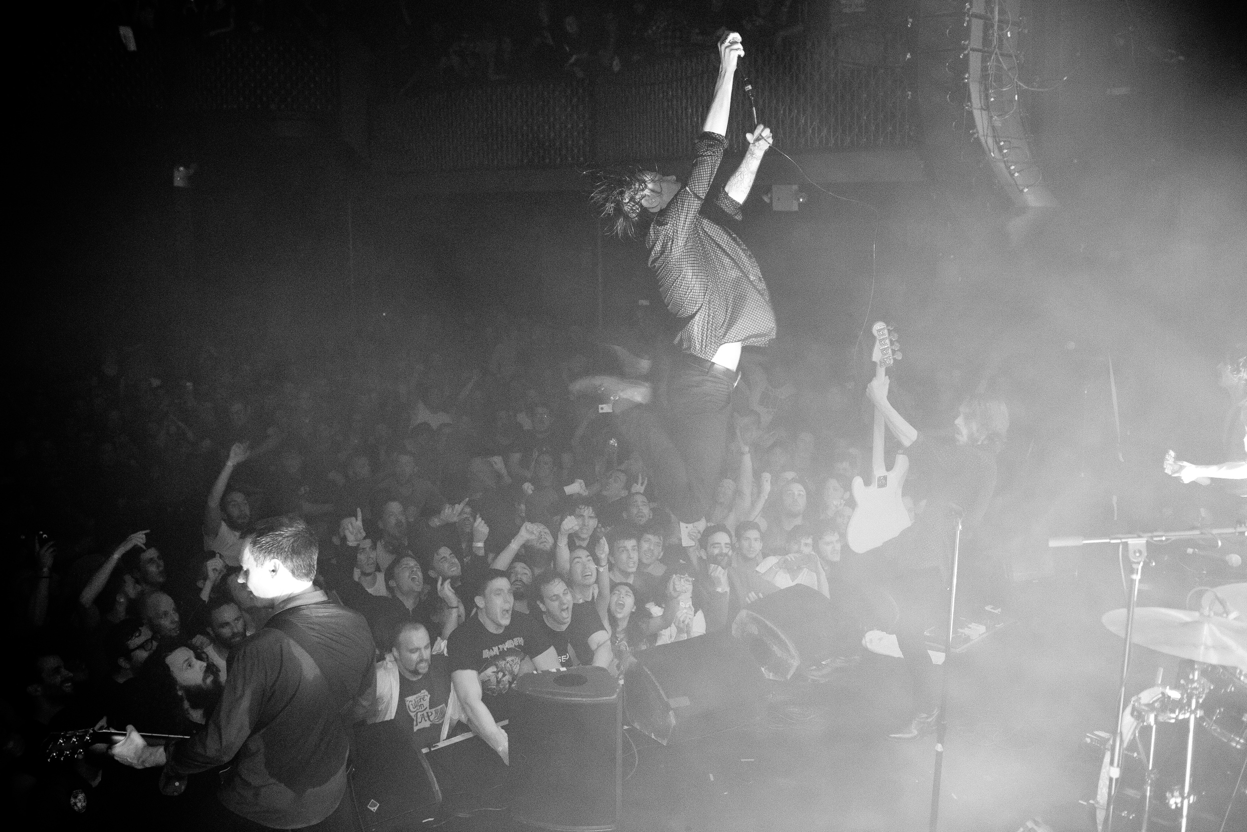 Refused, Music Hall of Williamsburg