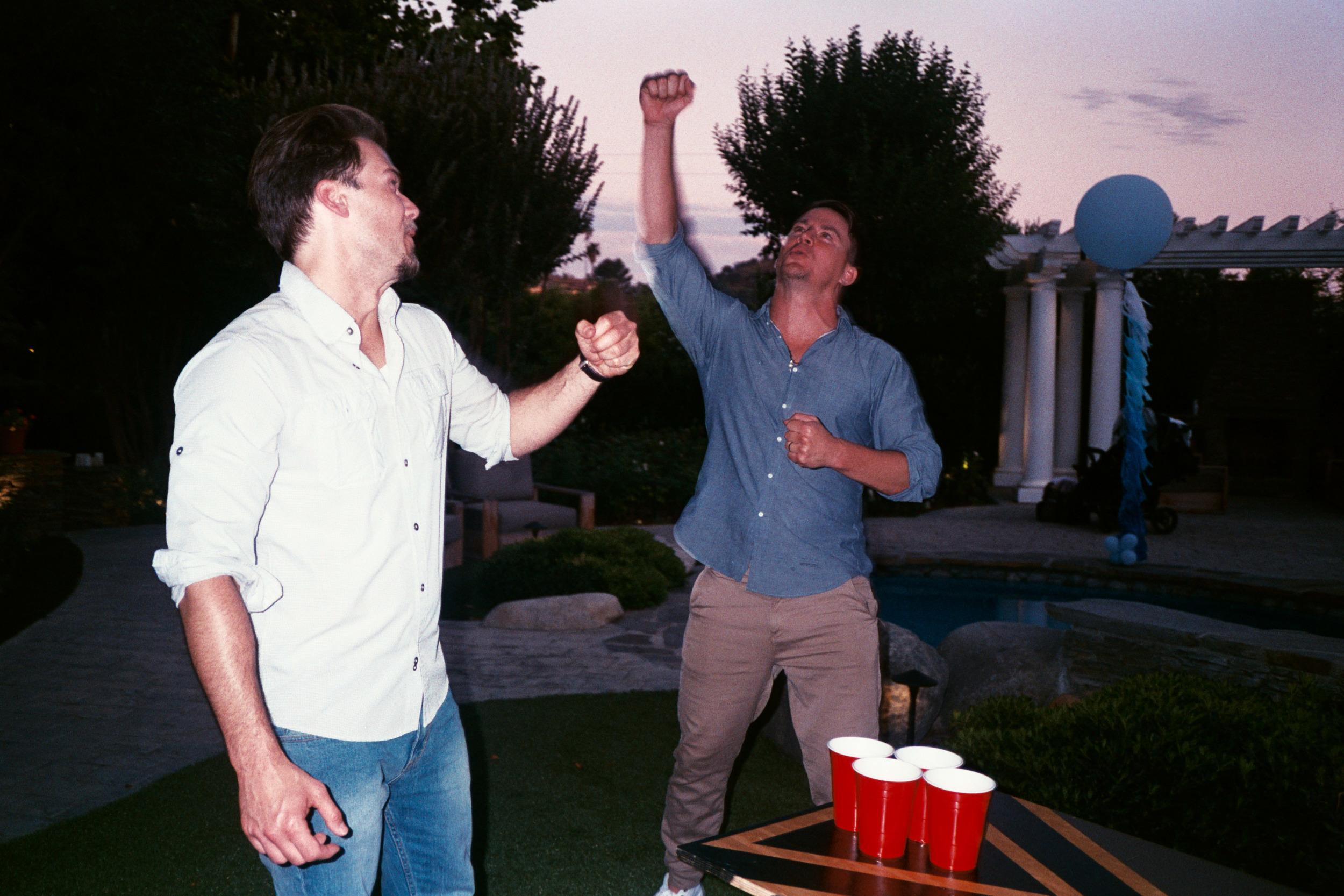 Nick Zano & Channing Tatum, Los Angeles
