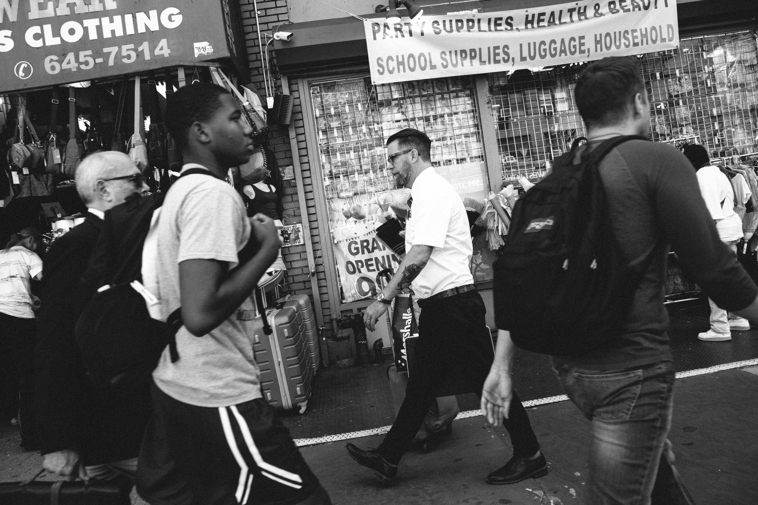 Gavin McInnes, NYC