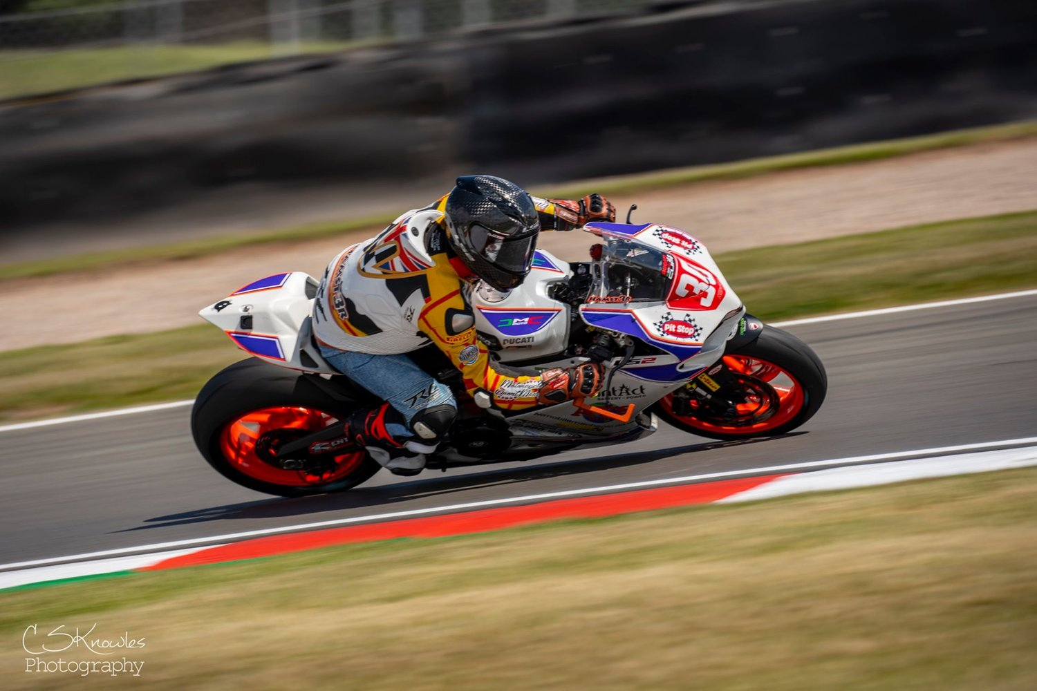 Image result for andy booth racer
