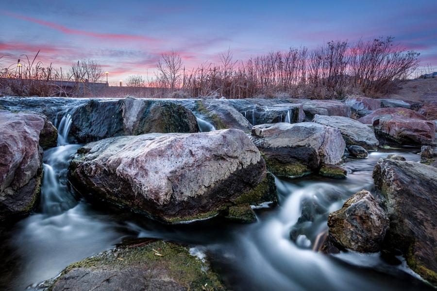 Dawn at Sulphur Gulch Trail