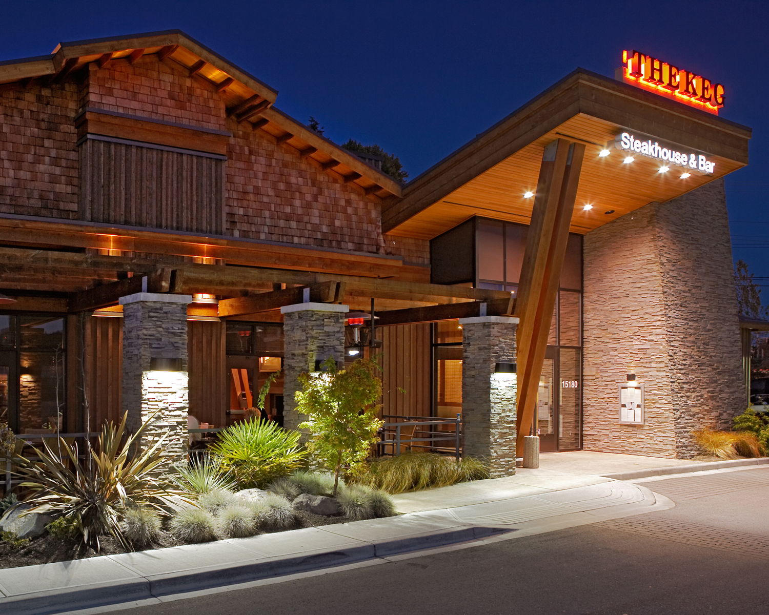The Keg <br/> Morgan Creek