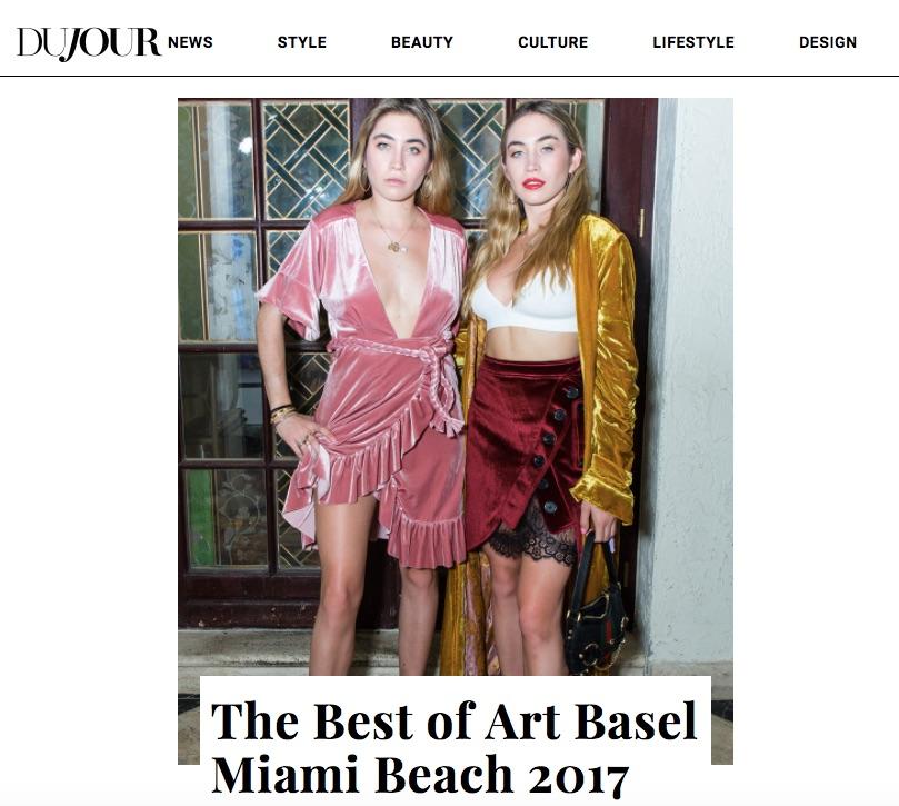 DuJour Magazine -