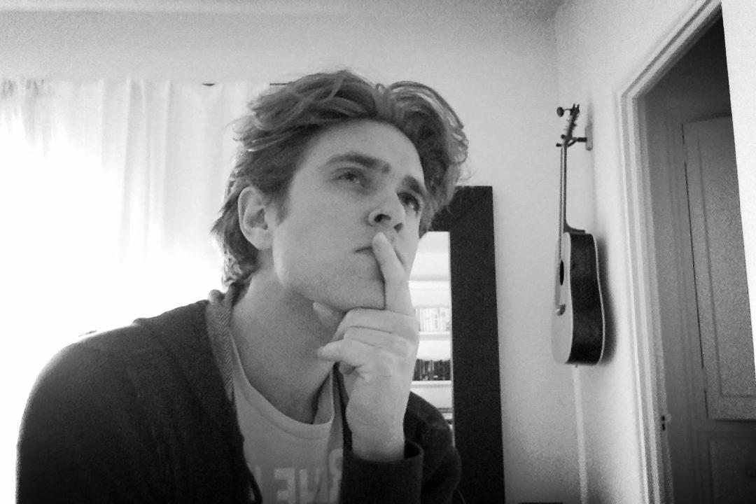 Thinking.