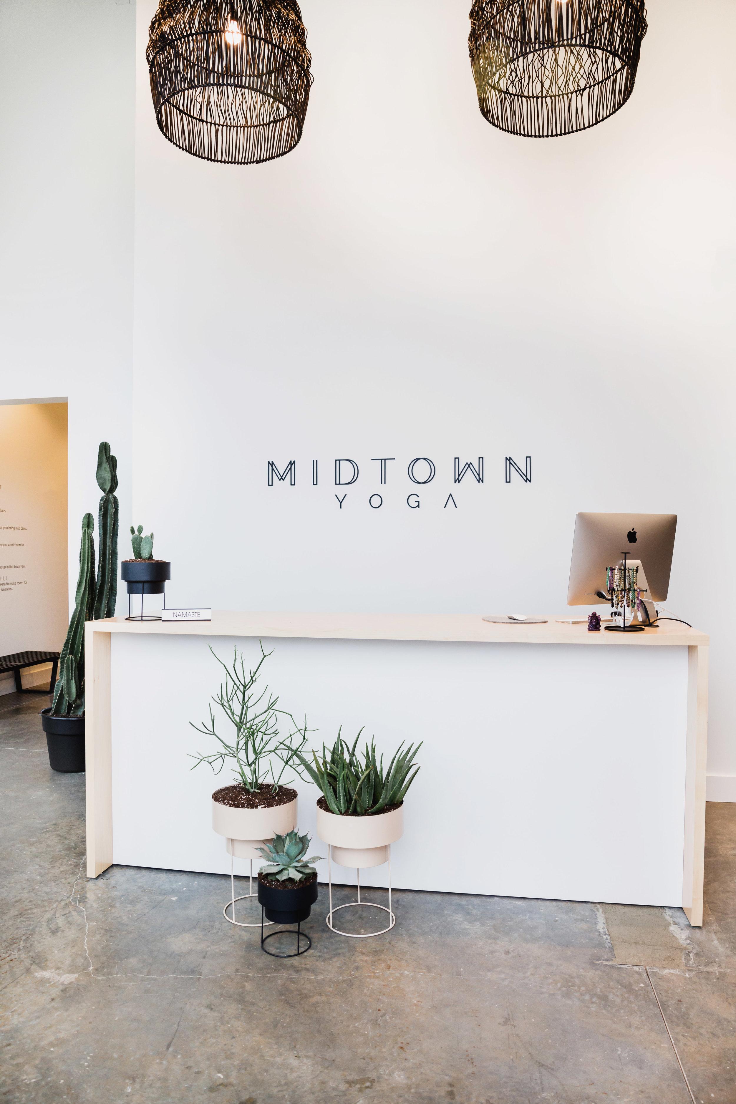 Midtown Yoga Studio
