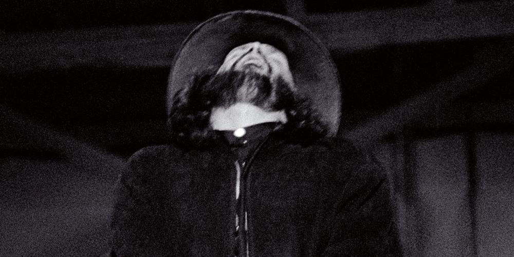 Mojo Risin   Jim Morrison - Miami - 1969   See Original Print