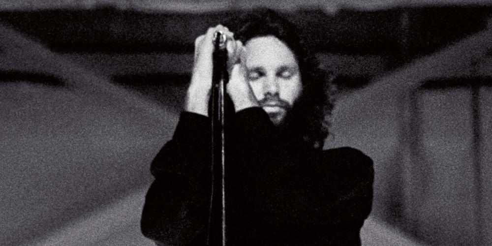 Eyes Closed   Jim Morrison - Miami - 1969   See Original Print