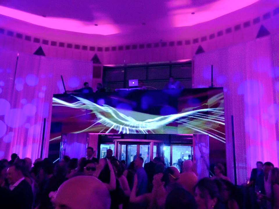 Attendees dancing away at the HHCRI 2015 Gala
