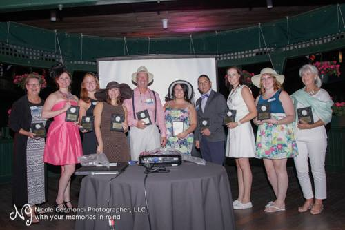 Board of Directors for RIWG are honored