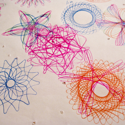 Spirograph by Arianec on Flickr