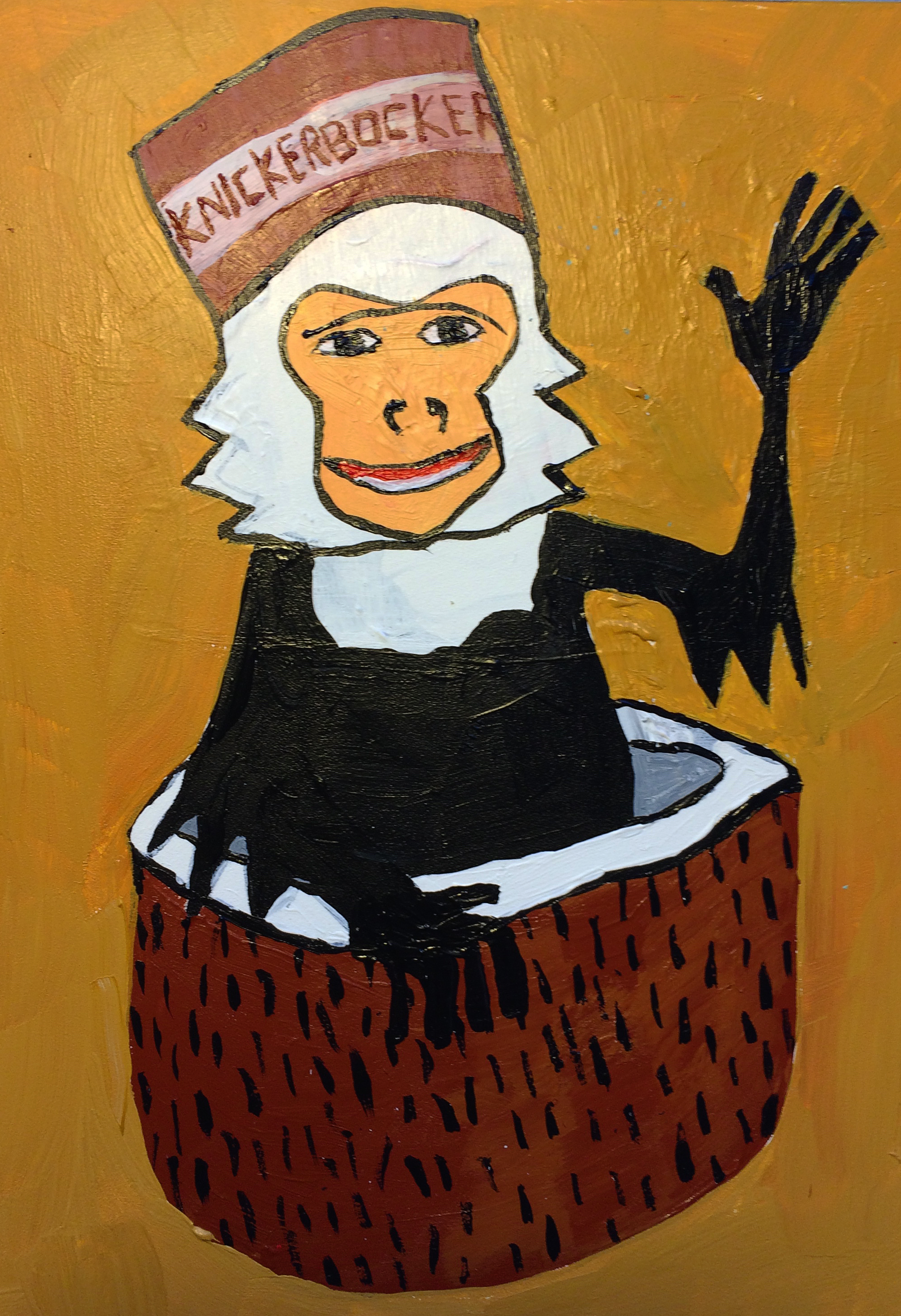 Prince Charles the Monkey