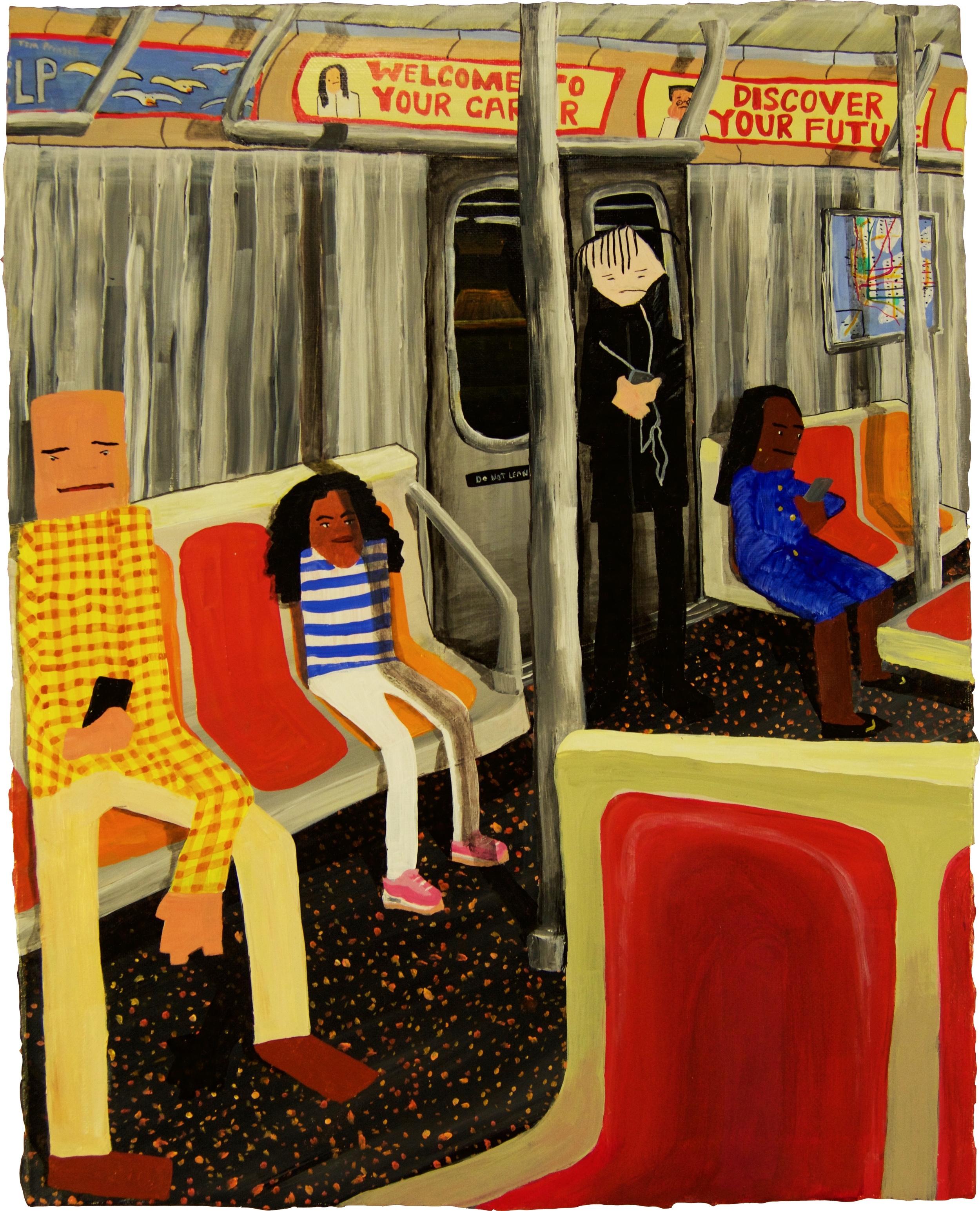 """Subway Savages"""