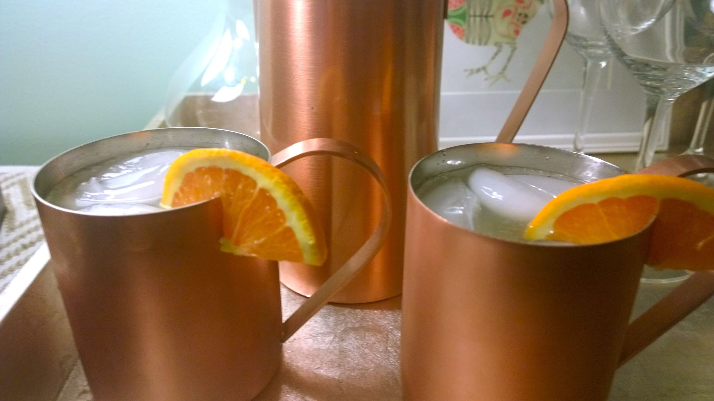 Merry Moscow Mule