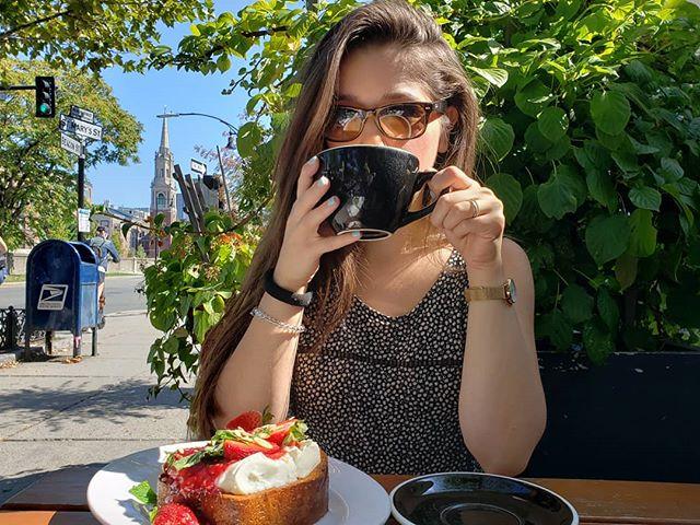 📷 by @emidruyan 🌷  #tattebakery #coffeeshop #coffeelover #nofilterneeded #bostonfoodies