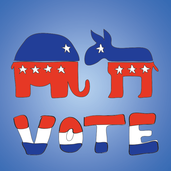 C'mon! Go out and vote!
