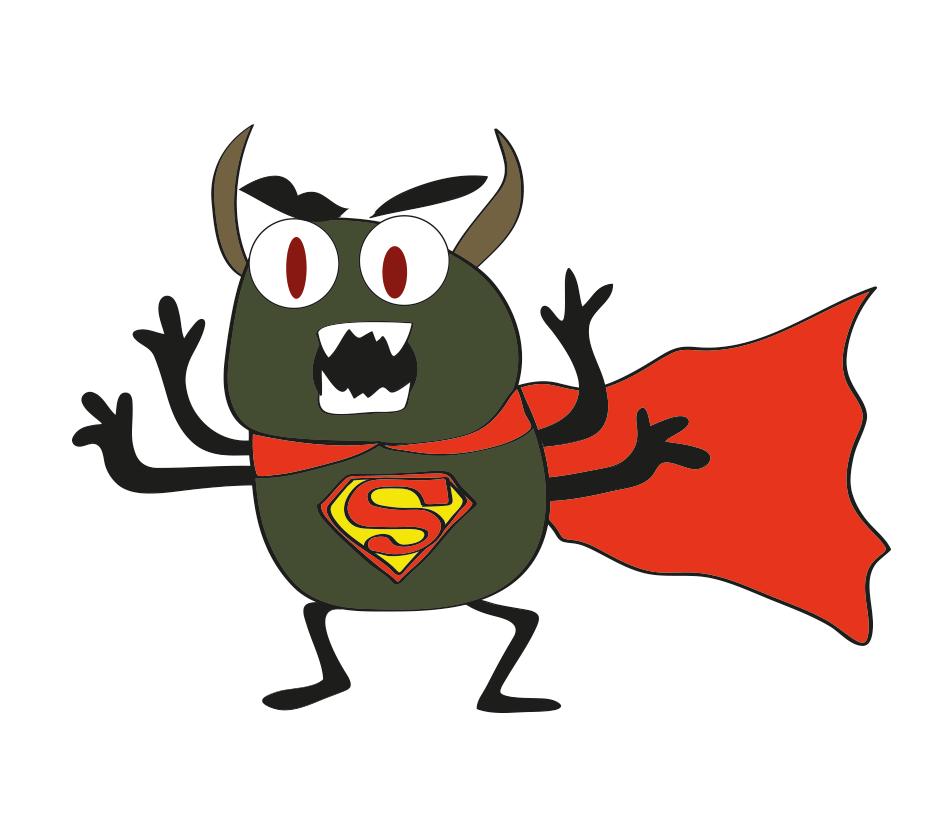 Superbug wants to kill you.
