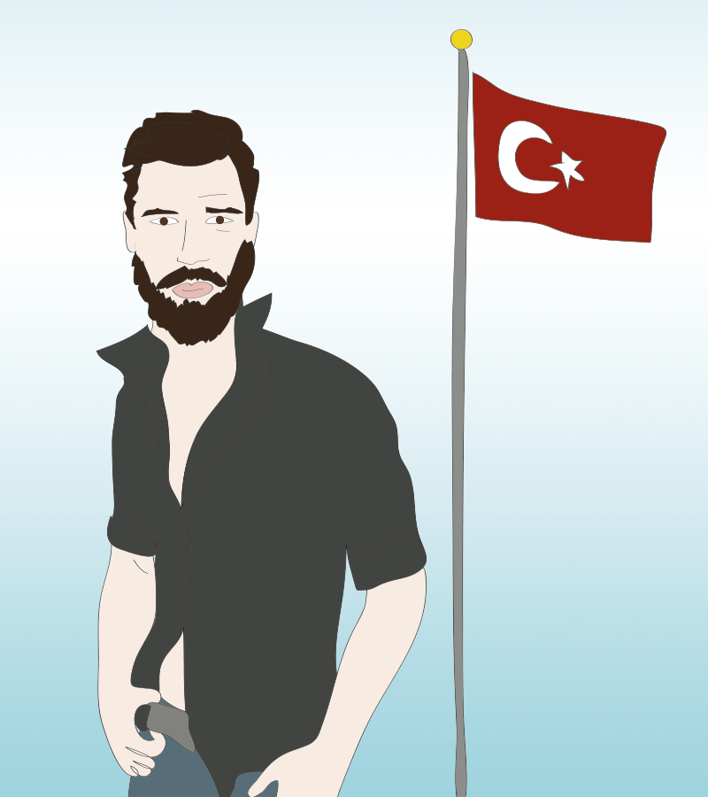 Tourists are flocking to Turkey for lush facial hair transplants. Apparently beards are hard to grow themselves in the U.S.