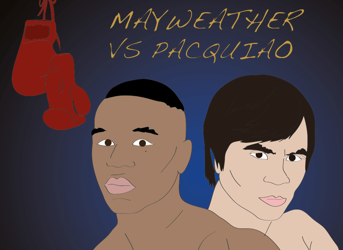 Floyd Mayweather vs Manny Pacquiao - this is one expensive fight!