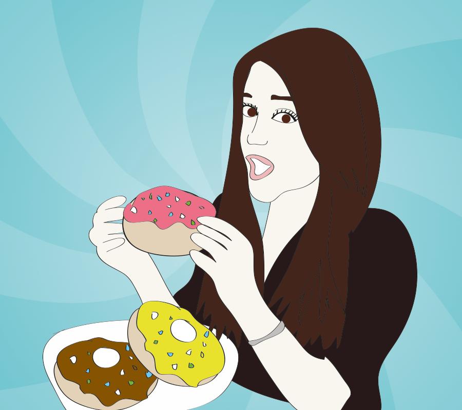 ariana-grande-licks-donuts