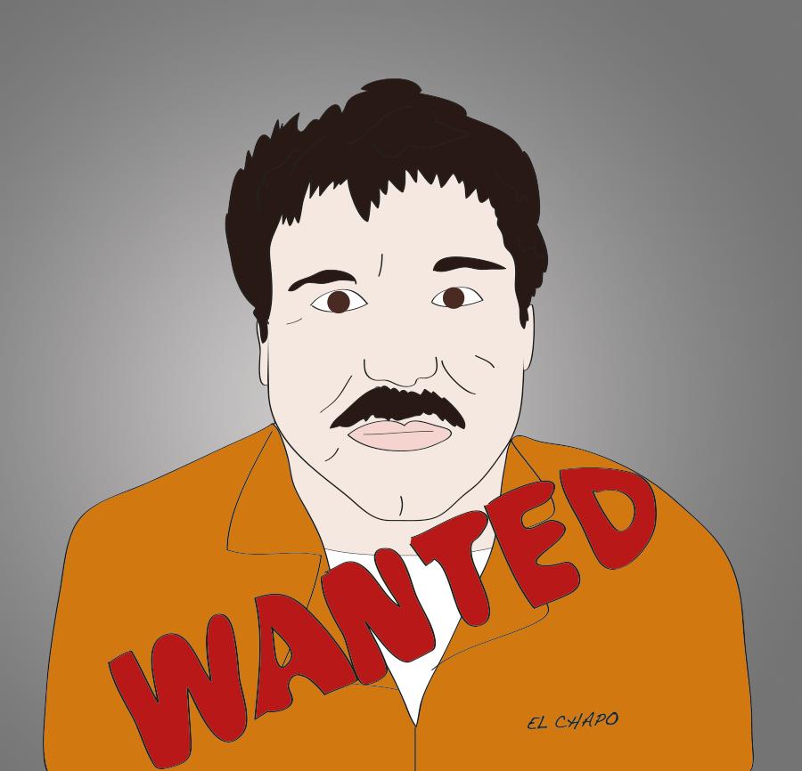 El Chapo escapes!