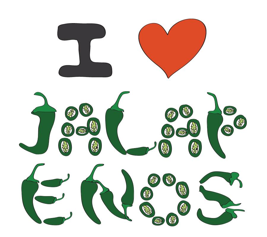 I love Jalapenos
