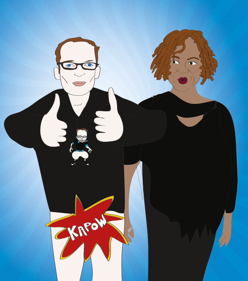 Medicated Pete Reveals Himself to Robin Quivers