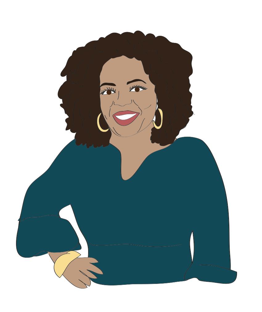 Happy birthday, Oprah Winfrey