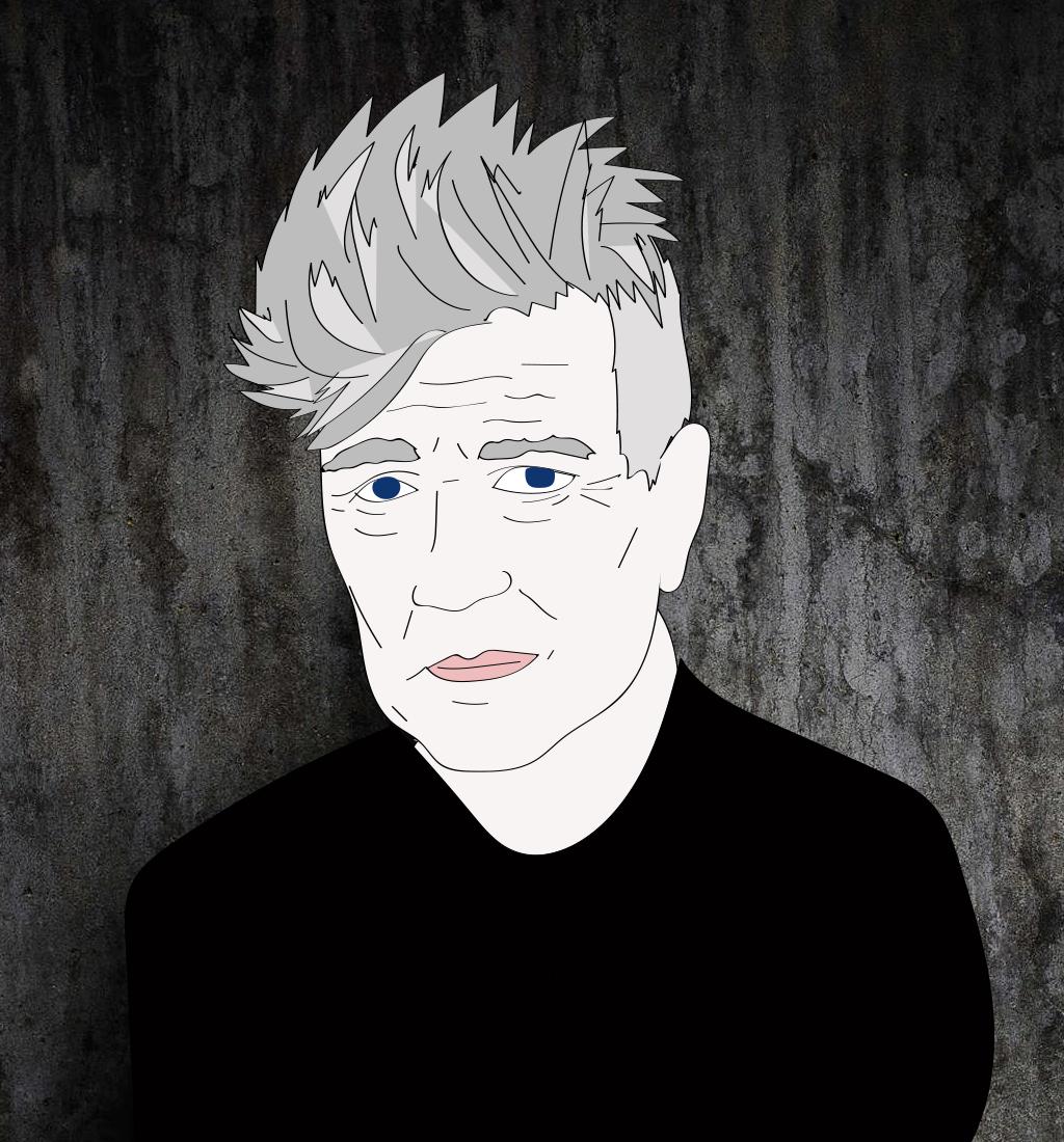 David Lynch illustration