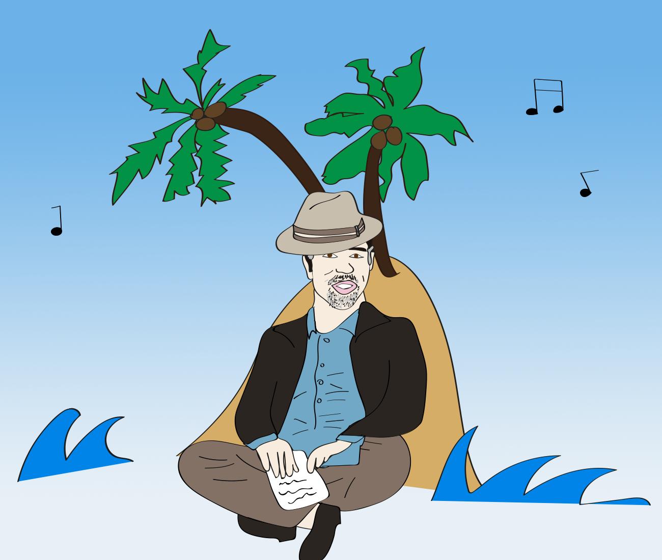 Gary's desert island music list