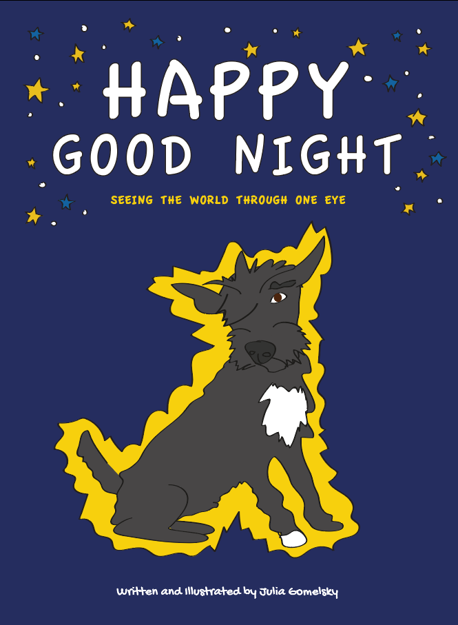 Children's book, Happy Good Night