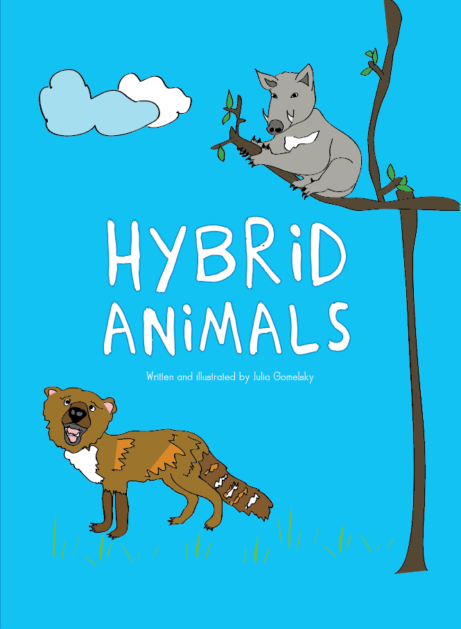 Children's book, Hybrid Animals