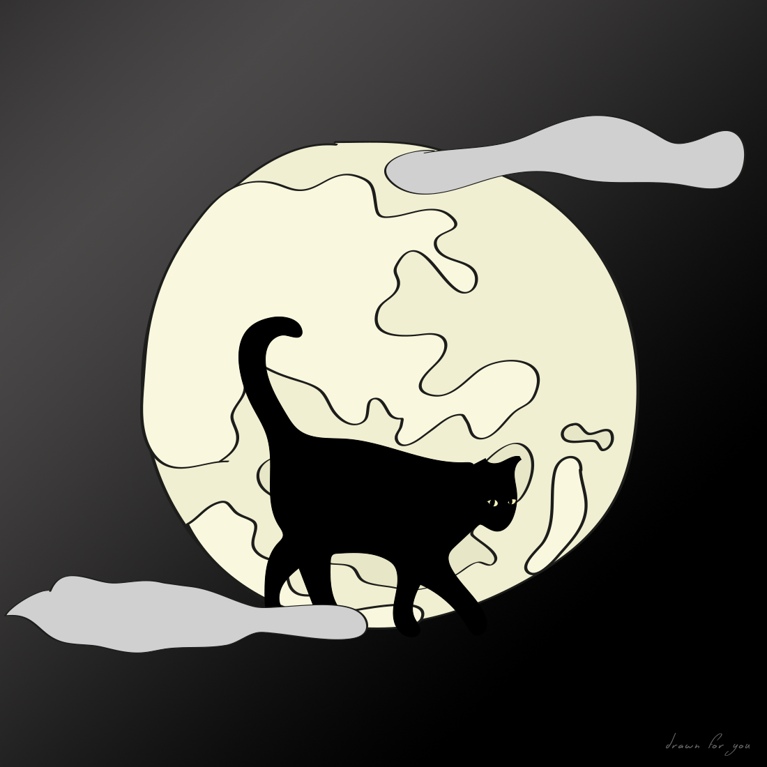 Friday the 13th and full moon, September 13, 2019