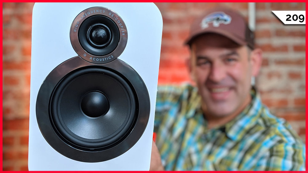 2019 Security Predictions, Q Acoustics 3020i vs Elac Debut