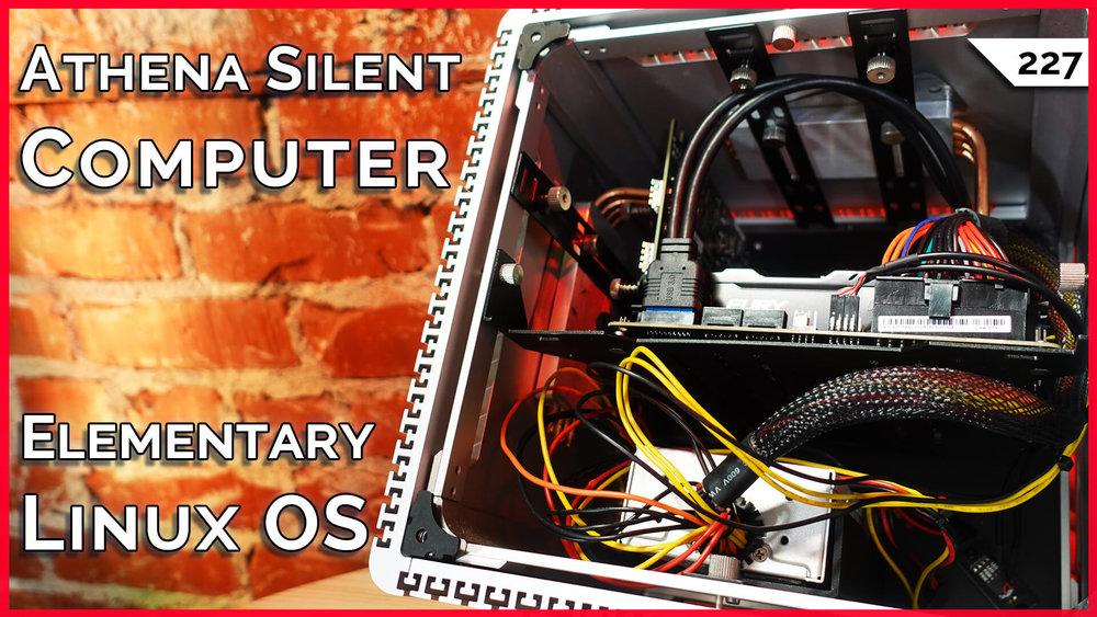Elementary Linux OS, Athena Silent Computer EOS 3, Arsenal
