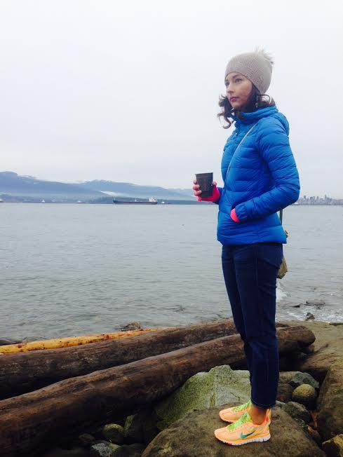Amy Strilchuk, Vancouver, BC