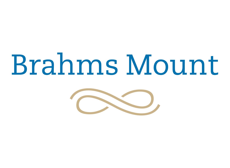 Brahms Mount Logotype
