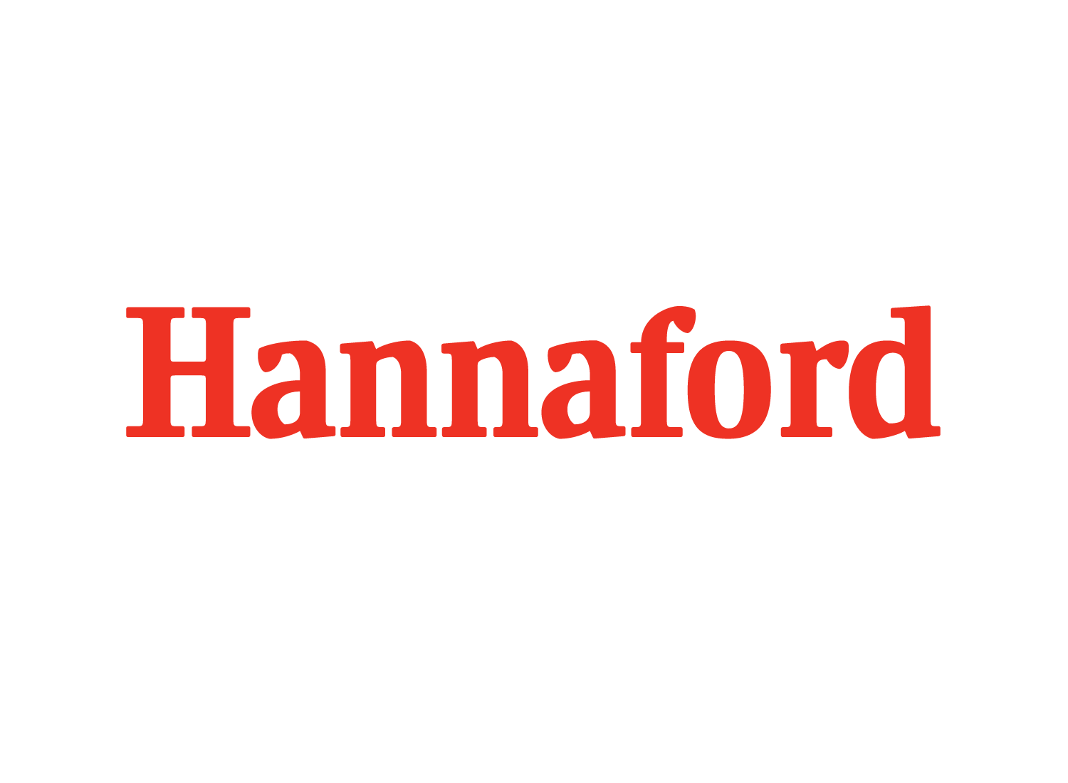 Hannaford wordmark